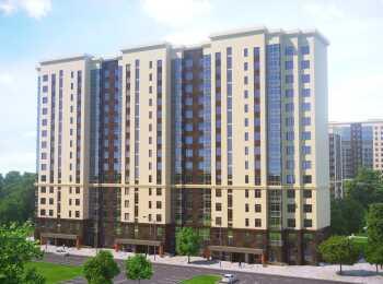Монолитная технология строительства жилого комплекса Зеленоград Сити